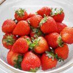 いちごの健康効果と栄養6選。美肌効果・ストレス解消にもおすすめ!