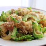 粉豆腐チャンプルのレシピ