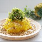 栗原はるみさんのたくあんサラダのレシピ