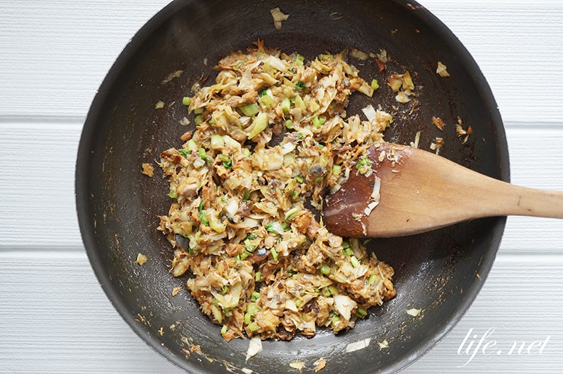 鯖缶和風そぼろのレシピ。ヒルナンデスで話題、味噌煮缶で作ります。