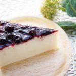 豆腐のレアチーズケーキ風の作り方