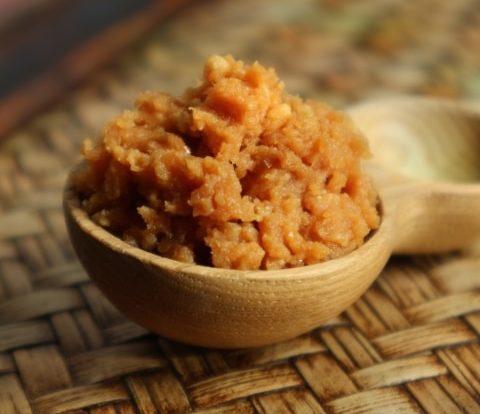 豆味噌焼きのレシピ
