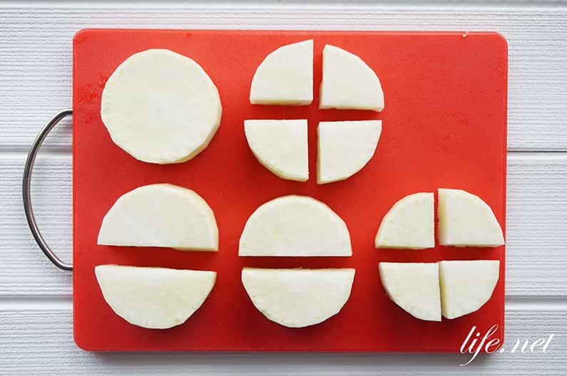 レンジ大根の作り方とアレンジレシピ。NHKきょうの料理で話題。