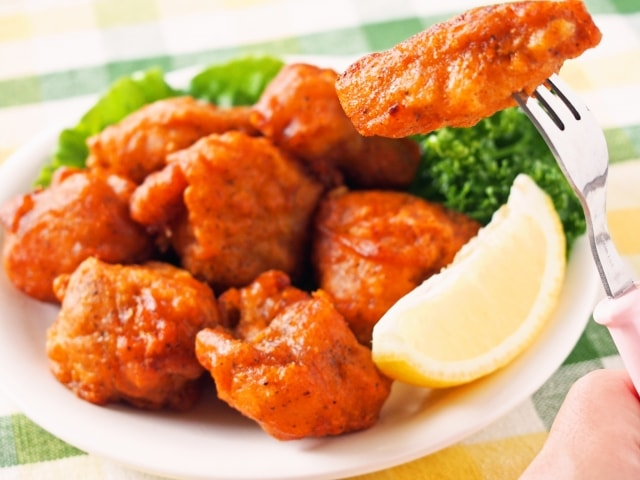 男子ごはんすりおろし玉ねぎのカリカリ唐揚げのレシピ