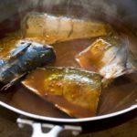 塩麴を使ったサバの味噌煮のレシピ