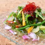 岡村隆史さんのサラダのレシピ
