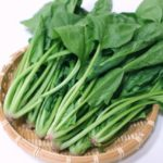 ほうれん草のレシピ