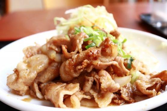 男子ごはん豚肉の生姜焼きのレシピ。心平さん流の作り方。