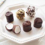 冷凍チョコマシュマロの作り方。簡単!子供のバレンタインレシピに。