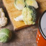 ブロッコリー鍋のレシピ。梅ズバで紹介