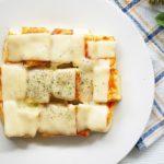 家事えもんの豆腐ピザのレシピ。フライパンで簡単
