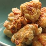 味噌とごま油の唐揚げのレシピ。教えてもらう前と後で話題の作り方。