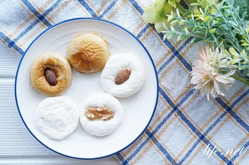 マシュマロクッキーの作り方。オーブントースターで焼くだけ、簡単!