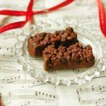 チョコバーのレシピ