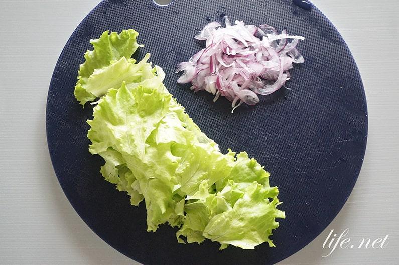 豆腐とキウイのサラダのレシピ。健康効果がアップする組み合わせ。
