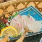 鯛と菜の花の昆布じめのレシピ。あさイチで紹介。