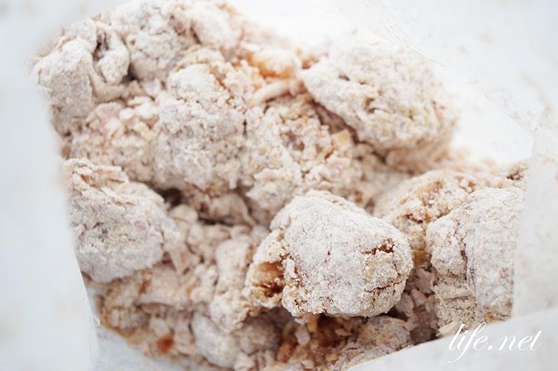 五十嵐美幸シェフの鰹節唐揚げのレシピ。あさイチで話題。