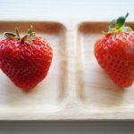 甘いいちごの見分け方は色・形・ヘタがポイント!選び方のコツを紹介。