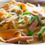 大原千鶴さんの野菜のピリ辛炒めのレシピ
