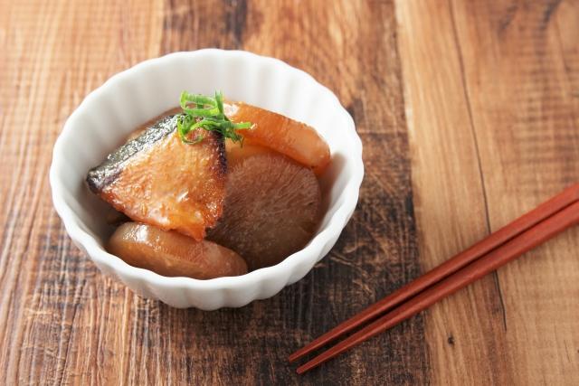 塩ぶり大根のレシピ。ソレダメで話題、低糖質に楽しめる。
