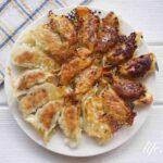 男子ごはんの牡蠣餃子のレシピ。丸ごと牡蠣を入れた贅沢なギョーザ。