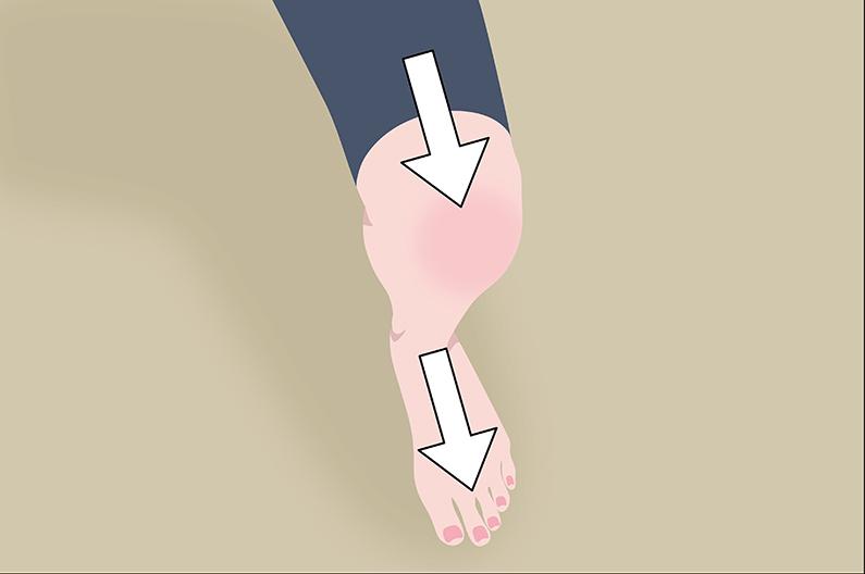 ピンク筋肉を鍛える相撲スクワットのやり方
