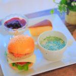 男子ごはんのプチバーガーのレシピ。ホットケーキミックスで簡単!