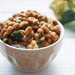 志麻さんの万能納豆ソースのレシピ。ハンバーグやパスタにもおすすめ。