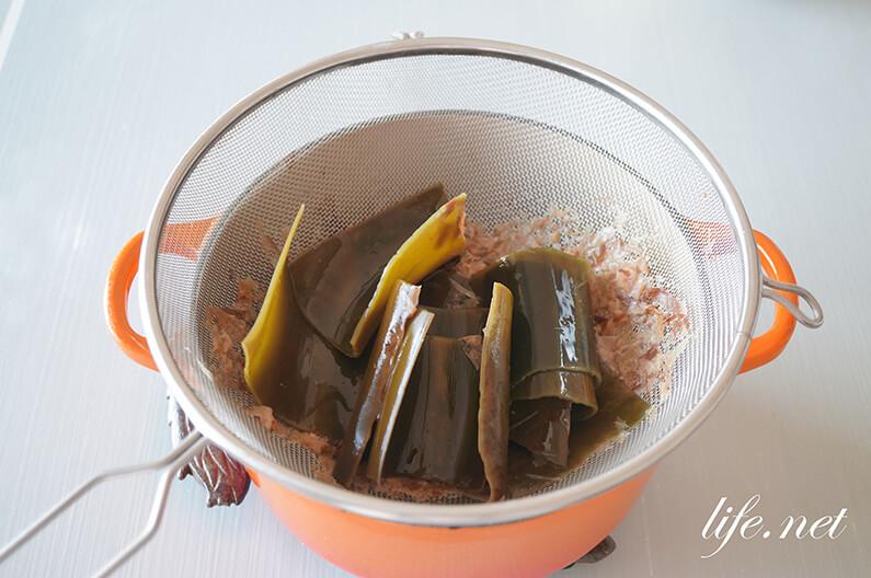 だししゃぶのレシピ。絶品しゃぶしゃぶ用だしつゆの作り方。