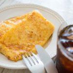 だしフレンチトーストのレシピ。NHKごごナマきわめびとで紹介。