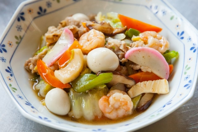 八 宝 菜 きょう の 料理