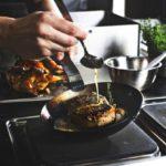 えのきの根っこのステーキのレシピ。世界一受けたい授業で紹介。