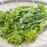 男子ごはんの菜の花と油揚げの味噌汁のレシピ。春の献立におすすめ。