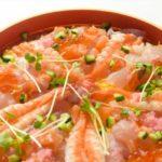 ぬか漬けちらし寿司のレシピ。NHKごごナマで紹介。