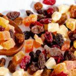 ドライフルーツの美味しい食べ方。マツコの知らない世界で紹介。