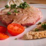大原千鶴さんのポークソテーふきみそソースのレシピ。きょうの料理で紹介。