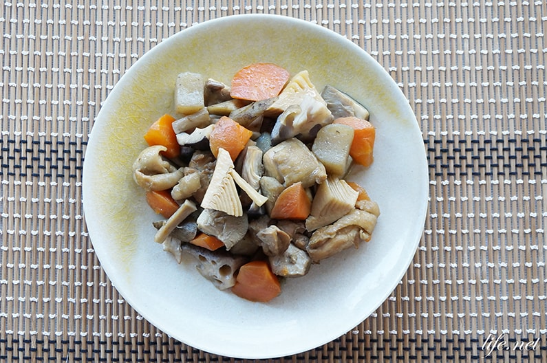 あさイチのいり鶏のレシピ。日持ちがする美味しい筑前煮。