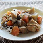 あさイチのいり鶏のレシピ。日持ちがするので作り置きにも便利です。