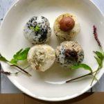 たこ焼きおにぎりのレシピ。NHKごごナマで話題の一口おにぎり。