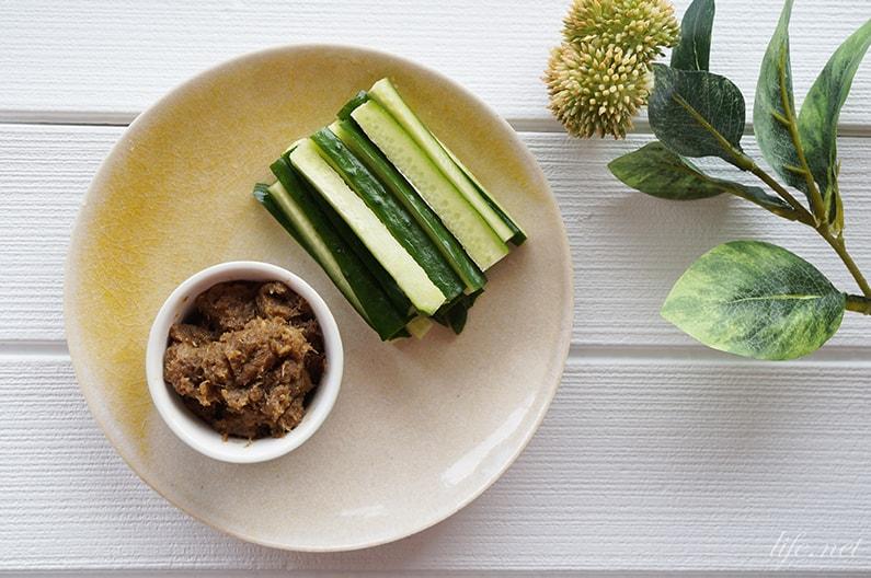 すりおろしごぼう味噌のレシピと使い方。常備菜にもおすすめ。