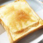 砂糖がけチーズトーストの作り方。悪魔のトーストと話題のレシピ。