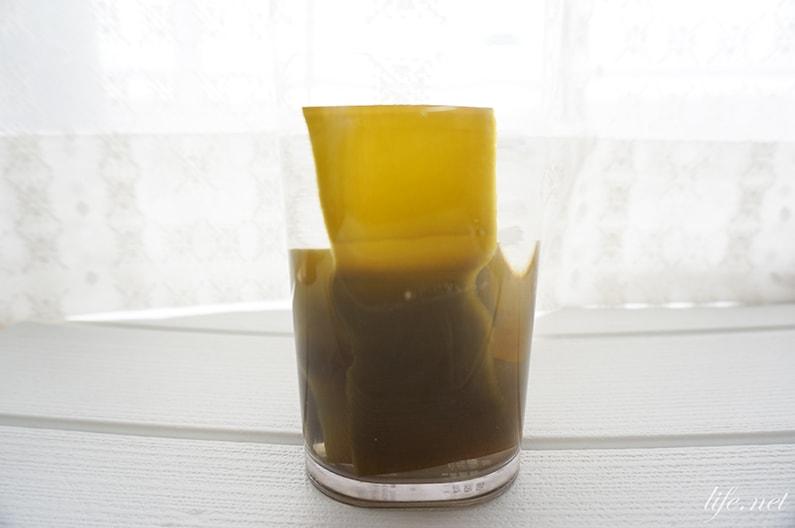 水だしの作り方。大原千鶴さんのレシピ、NHKきょうの料理で。