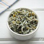 しらすオイルのレシピ。人気のしらすのオリーブオイル漬けの作り方。