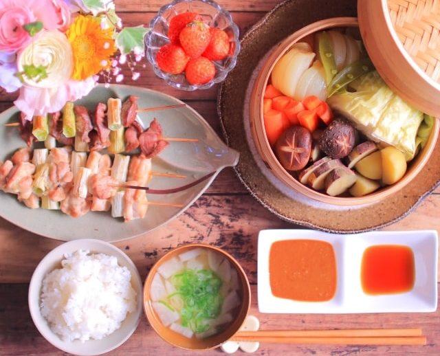 大原千鶴さんの蒸し野菜じゃこみそ添えのレシピ。きょうの料理で紹介。