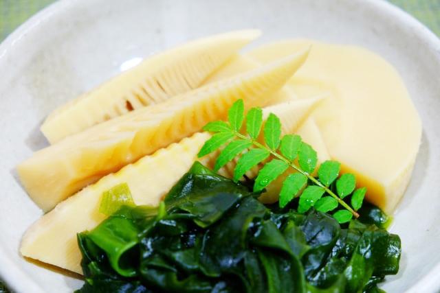 きょうの料理の若竹煮のレシピ