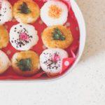 竹の子桜おにぎりのレシピ。NHKごごナマで紹介、お弁当に。