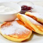 魔法のチーズクリームパンケーキのレシピ。あさイチで紹介。