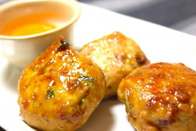 アスパラつくねのレシピ。あさイチで紹介、鶏ひき肉でお弁当にも。