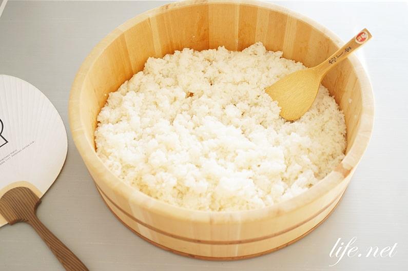 酢飯のプロの作り方。失敗しない3合の炊き方とレシピを紹介。