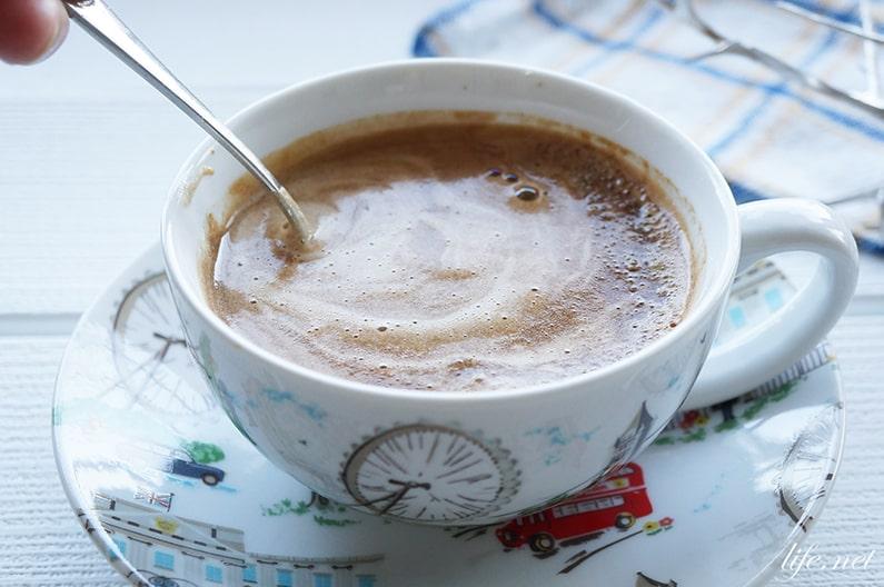 あさイチのおからパウダーコーヒーのレシピ。まずい・溶けないを解消!